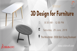 3D DESIGN FOR FURNITURE Seminar