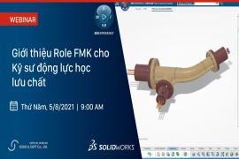 Webinar | Giới thiệu Role FMK cho Kỹ sư động lực học lưu chất