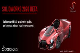 SOLIDWORKS 2020 Beta