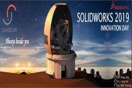 SOLIDWORKS INNOVATION DAY 2019 - SỰ KIỆN CÔNG NGHỆ LỚN NHẤT TRONG NĂM