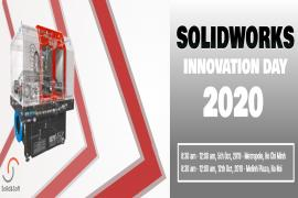 SOLIDWORKS Innovation Day 2020 is coming soon!