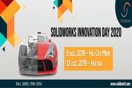 Thư mời tham dự SOLIDWORKS Innovation Day 2020