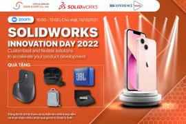 SOLIDWORKS Innovation Day 2022 is Coming