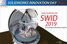 SOLIDWORKS 2019 - NEW VERSION IN SOLIDWORKS INNOVATION DAY